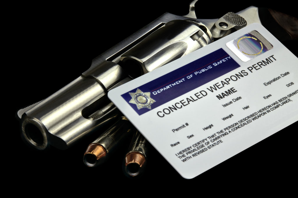 gun laws in Louisiana