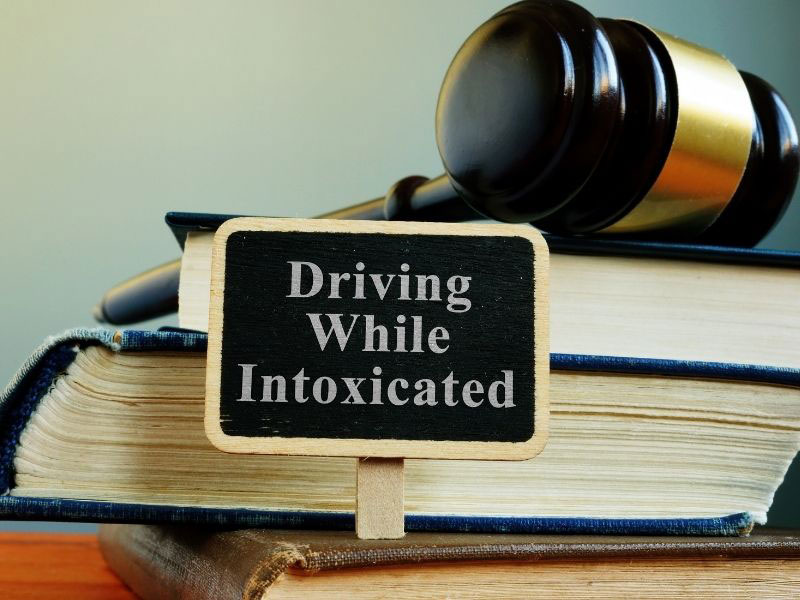 how long does a DWI stay on your record?