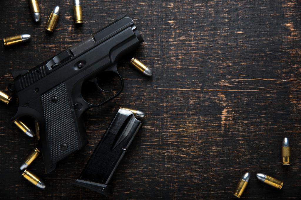 possession of a firearm