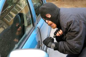 simple burglary