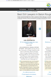 three best dui lawyers in baton rouge