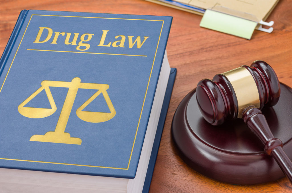 types of drug charges