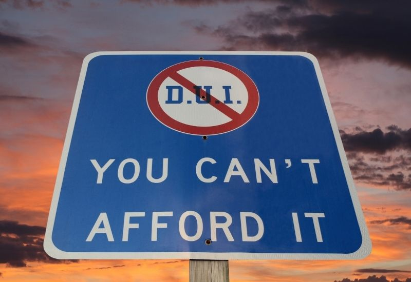 How much does a DWI cost?